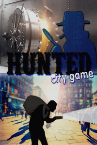 Hunted Tablet Game in Gent